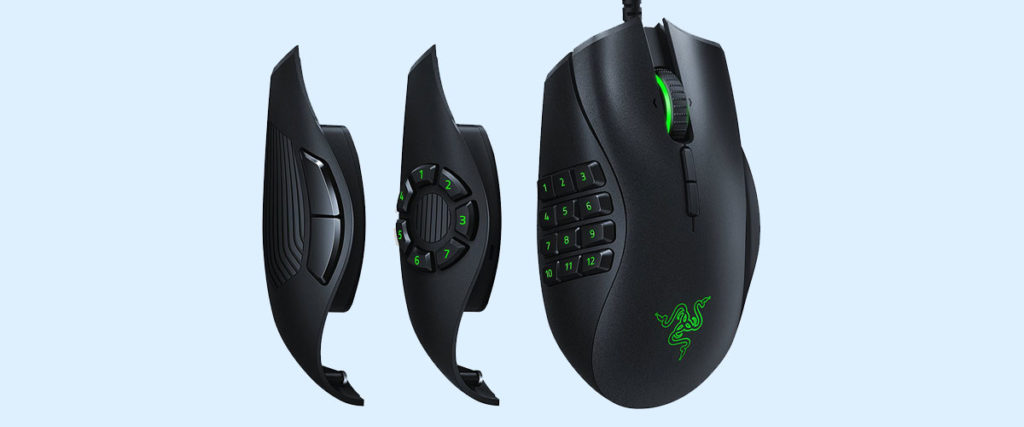 Razer Naga Trinity - The Best Mouse for WOW Classic and BFA