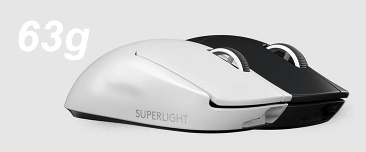 The Lightest Gaming Mice - Updated for Summer 2021