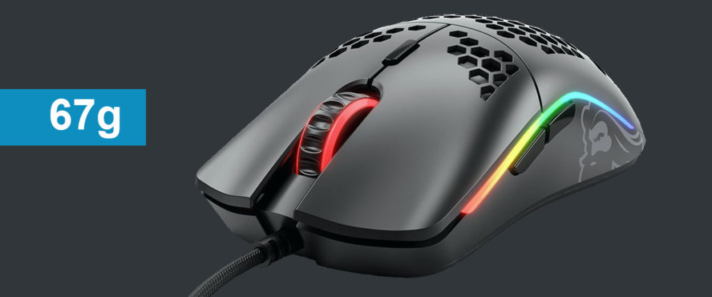 Glorious Model O Light Mouse Review!