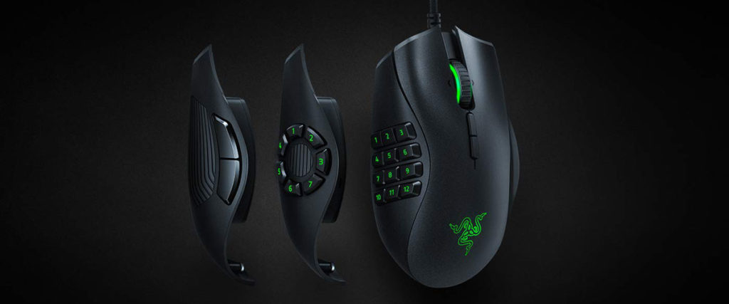 razer naga interchangeable side panels