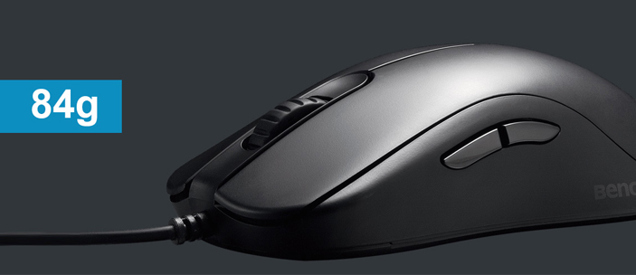 lightest gaming mouse