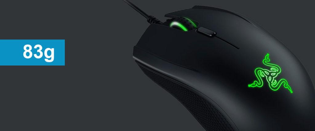 Razer Abyssus V2 lightest gaming mice