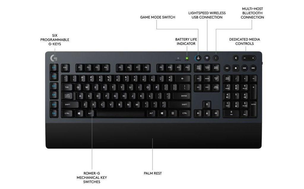Logitech G613 vs Corsair K63 | Wireless Keyboard Review