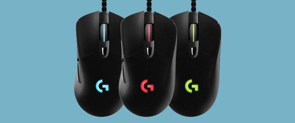 logitech g403 quick review