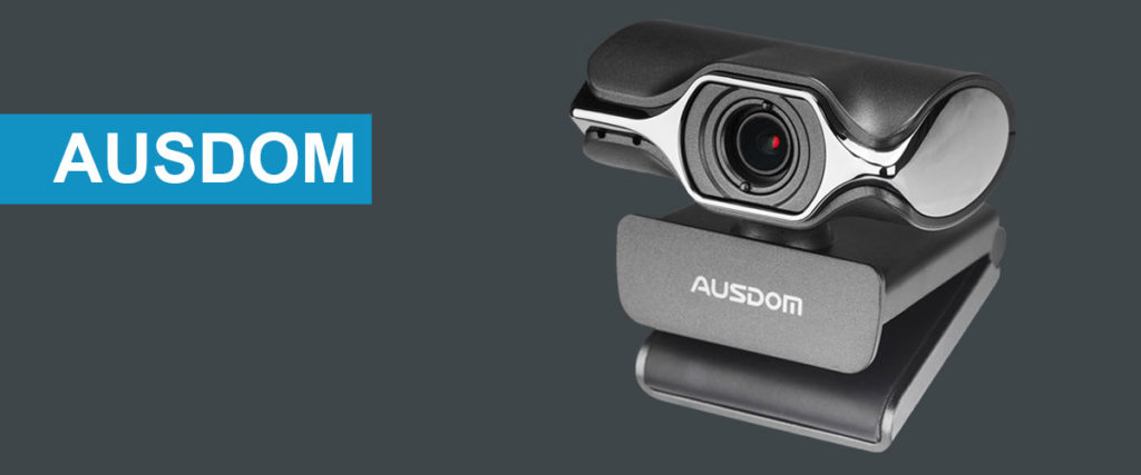 AUSDOM-AW620 webcam