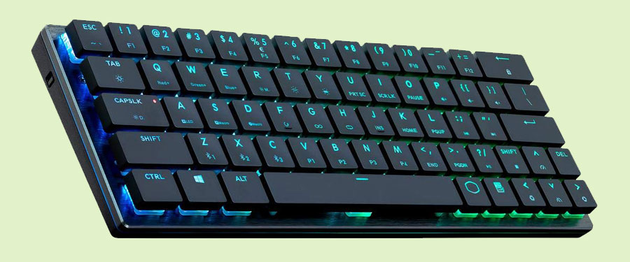 low profile 60% mechanical keyboard