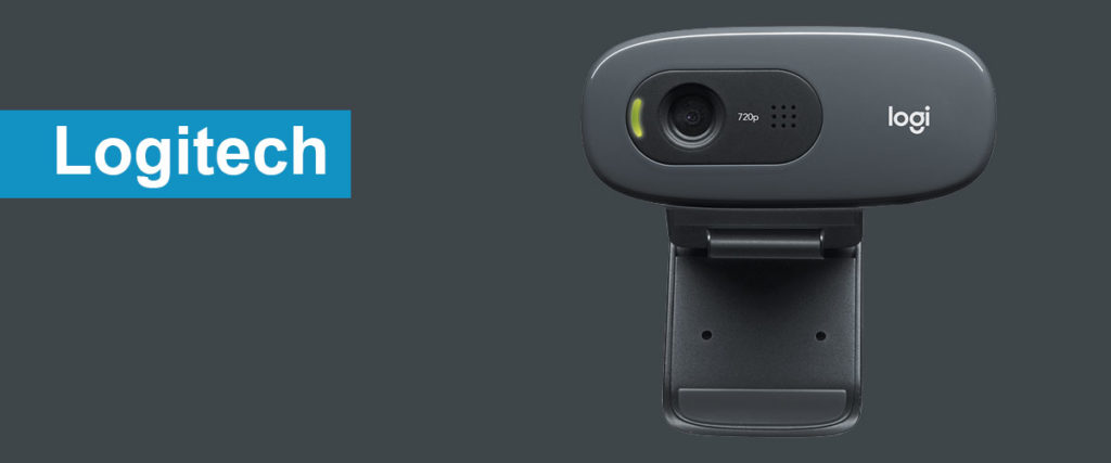 Logitech C270 cheap webcam