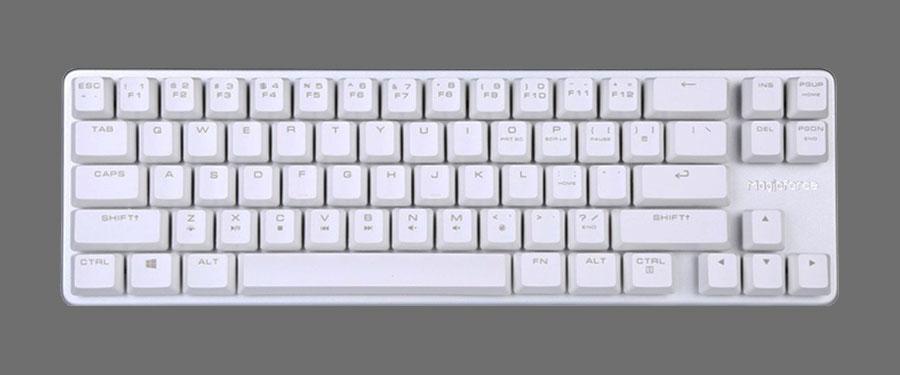 Qisan Magicforce mini best 60% mechanical keyboard
