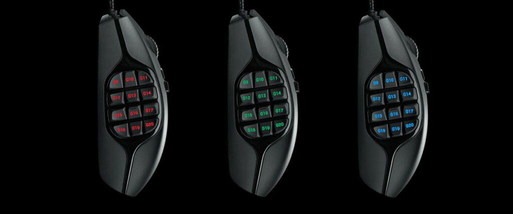 Razer Naga Trinity vs Logitech G600 | Mouse Comparison