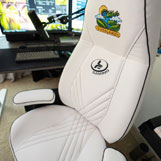 Reckful's gaming chair