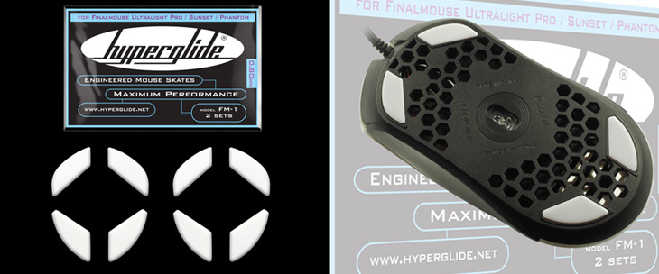 hyperglide mouse skates review