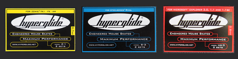 Hyperglide Mouse Skates Review | Gaming Mouse Feet