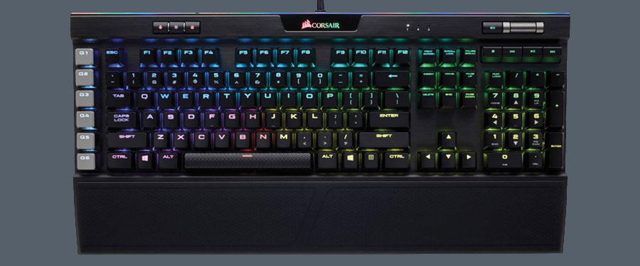 best gaming keyboard for wow