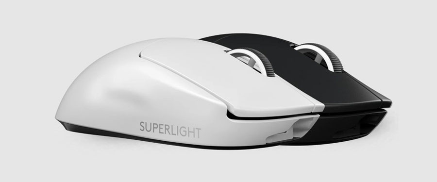 The BEST white gaming mouse - G PRO X
