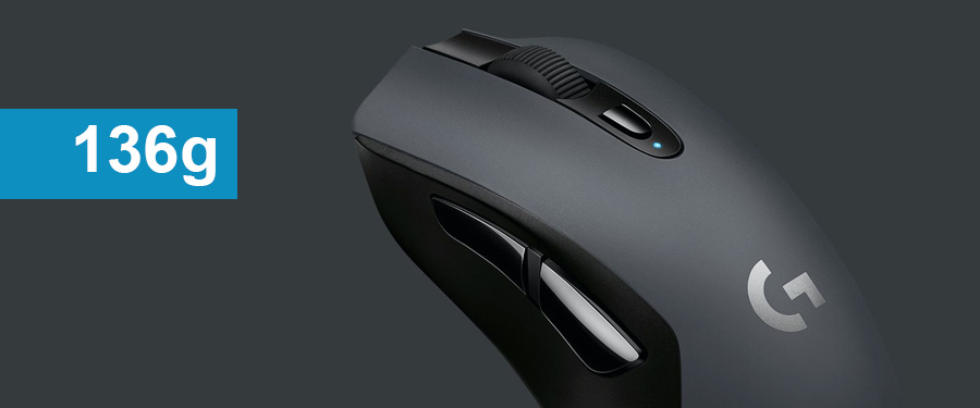 Logitech G603 Wireless Review