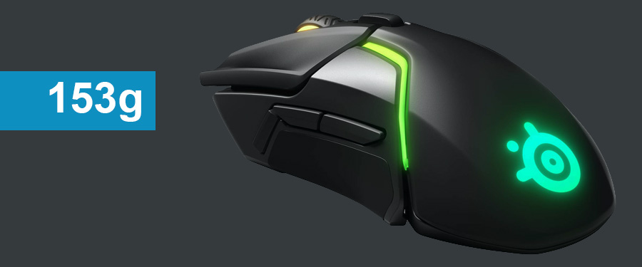 Gaming Mouse Heavy