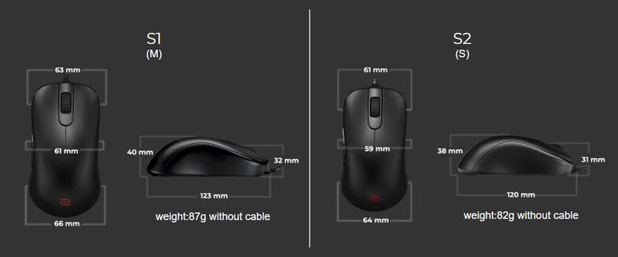 ZOWIE-S-Sizes