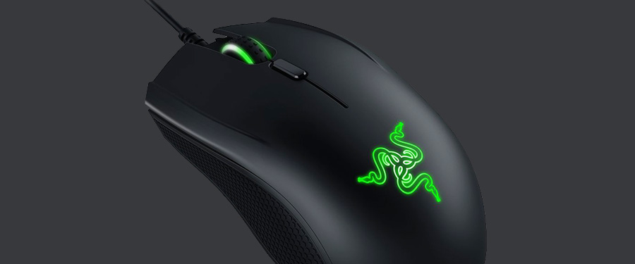razer abyssus v2 small ambidextrous gaming mouse