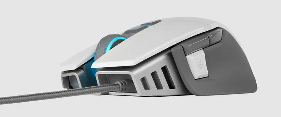 corsair-m65 white mouse review