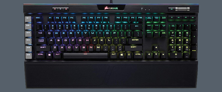 best keyboard for wow