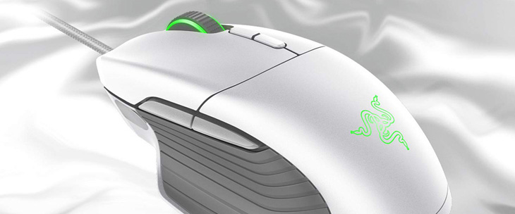 best white gaming mouse