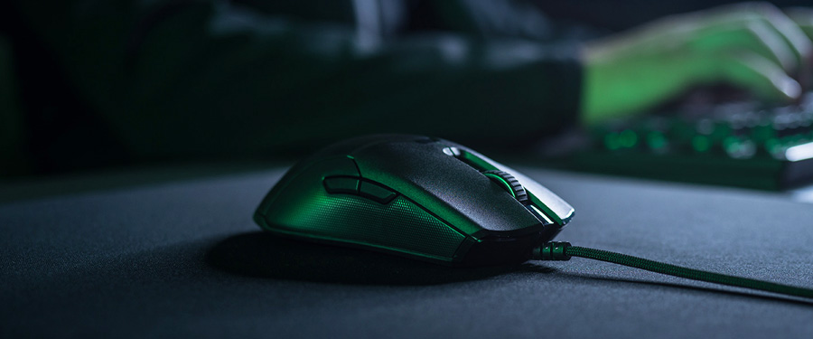 ambidextrous razer mouse