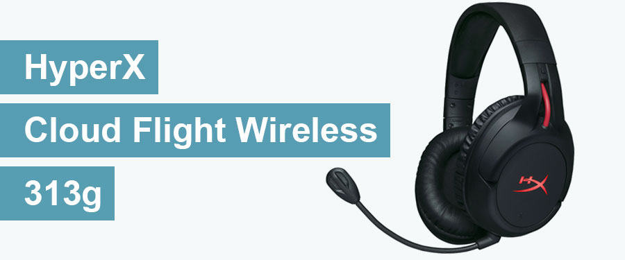 the lightest wireless gaming headset