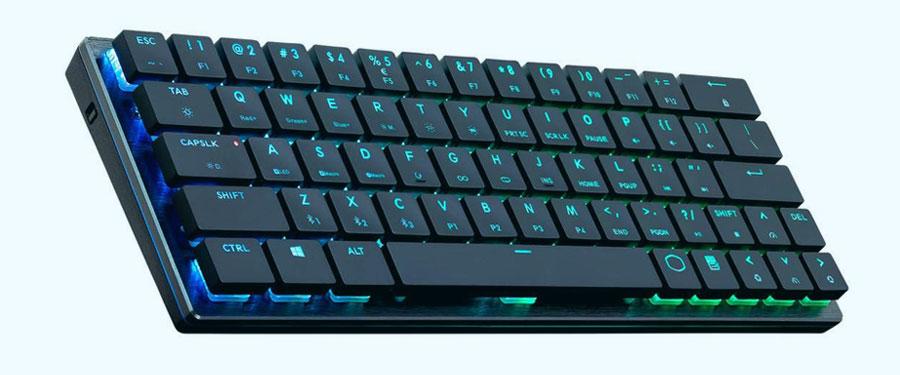 Cooler Master SK621 - Low profile mechanical keyboard