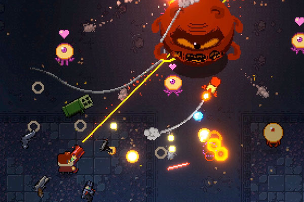 Enter the Gungeon Bullet Hell