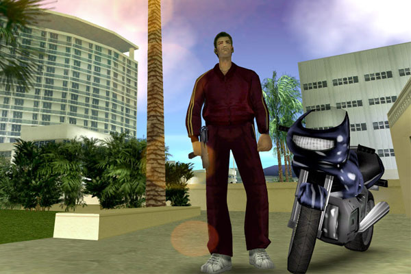 GTA Vice City - 80s Aesthetic