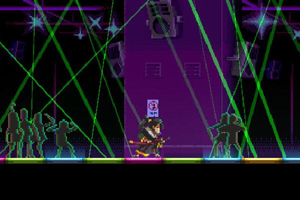 Katana Zero Dance Floor
