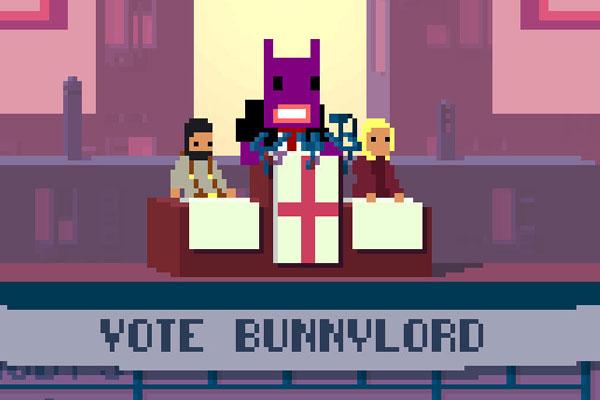 VOTE BUNNYLORD